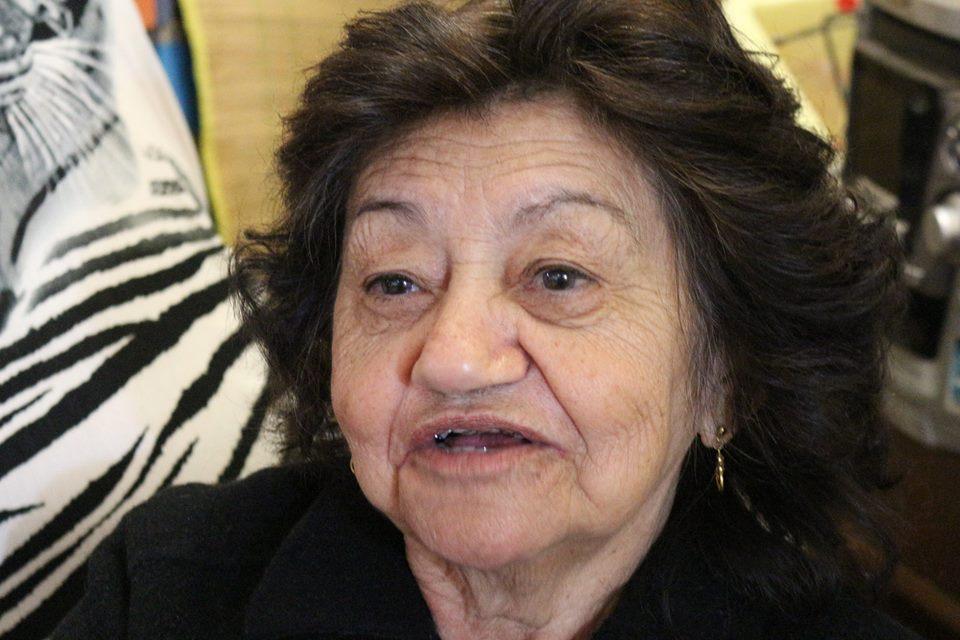 Esta é minha avó Nair, imigrante da Paraíba de quem muito me orgulho hoje
