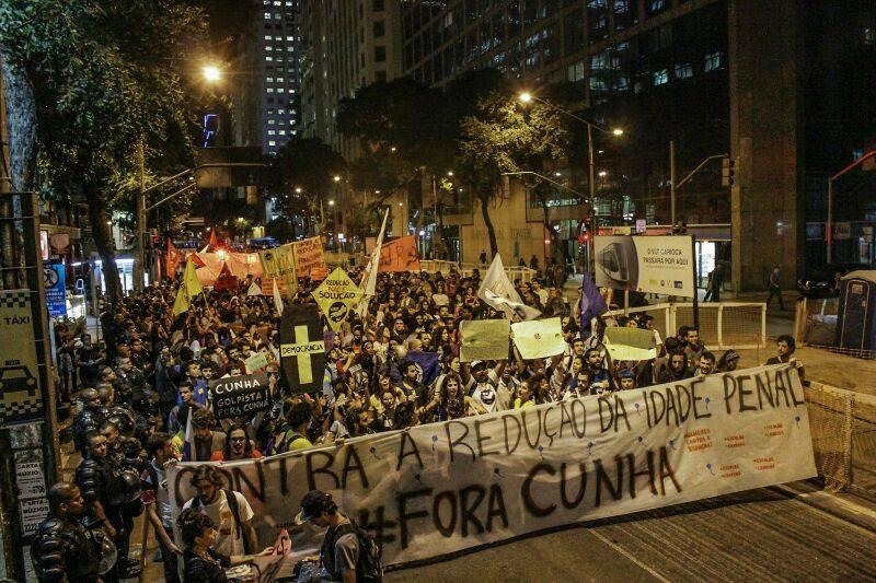 manifestação-no-rio