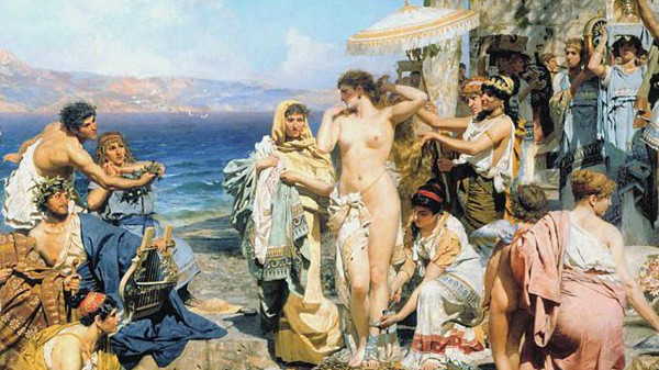 Brief history of prostitution: from the sacred hooker to the vicious