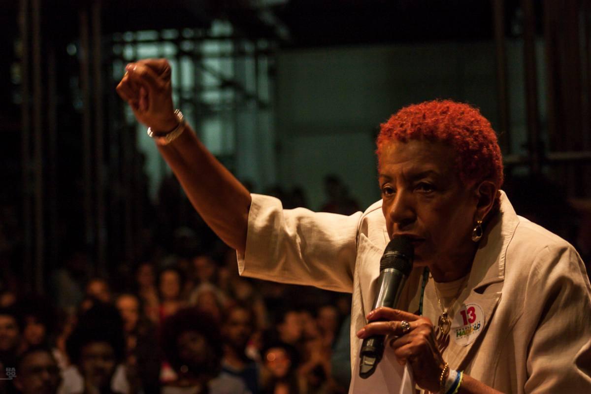 mulheres negras politica