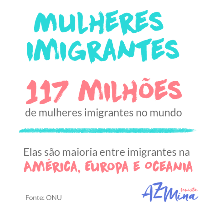mulheres imigrantes