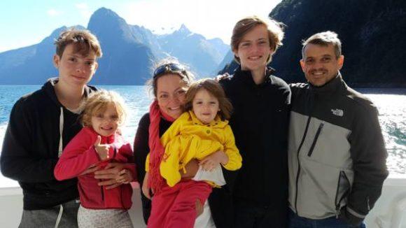 Guarda de filhos: Tita e o ex-marido decidiram pelo modelo de aninhamento para os filhos após a separação