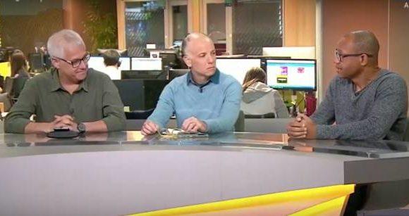 O narrador Júlio Oliveira fala sobre o Racismo no programa Redação SporTV