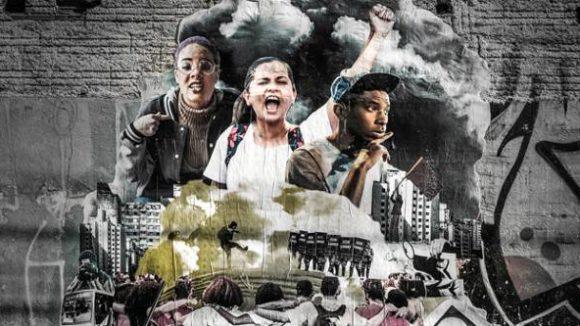 Imagem de divulgação do documentário Espero Tua (Re)volta