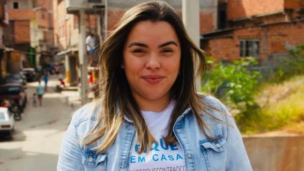 Elizandra Cerqueira Paraisópolis coronavirus